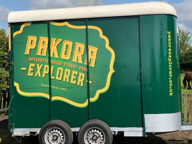 Pakora Explorer - Hot Food