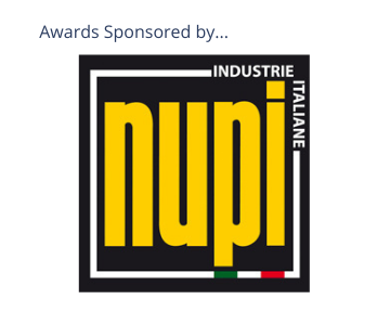 Awards sponsored by nupi