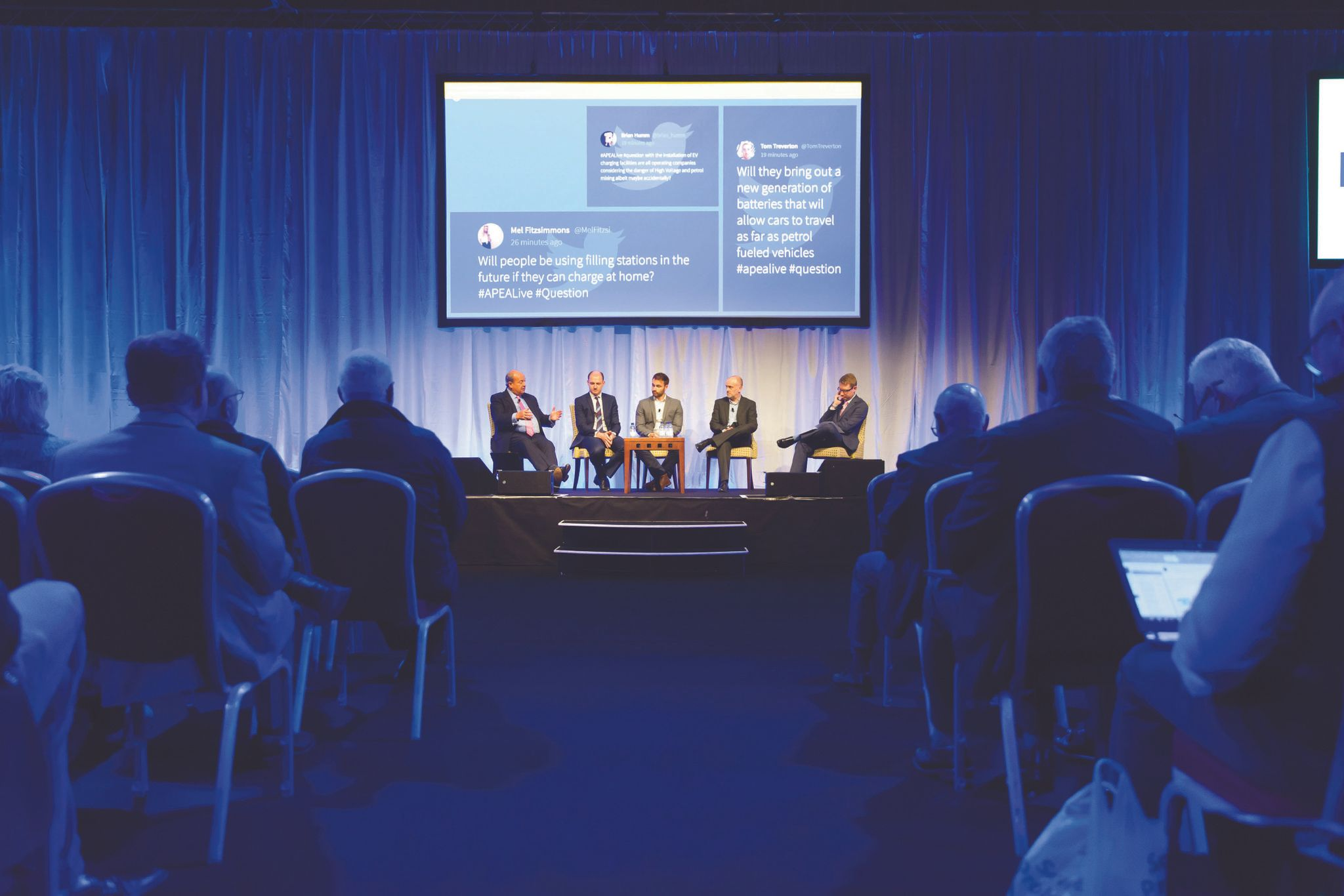 Conference: expert sessions from those who know the most about your business and your industry.