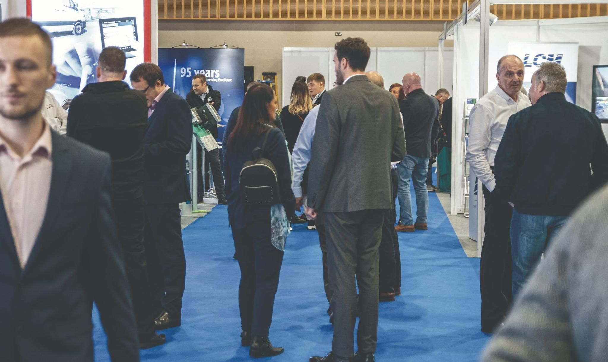 Exhibition: discover the latest and most innovative products and services on the market.