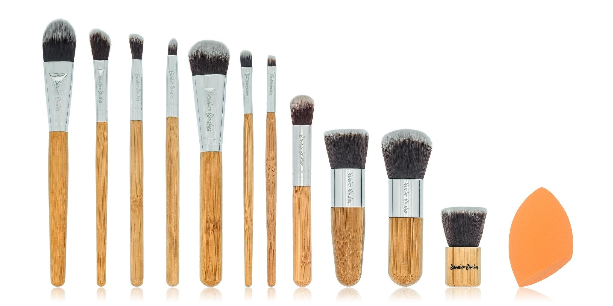 Bamboo Brushes