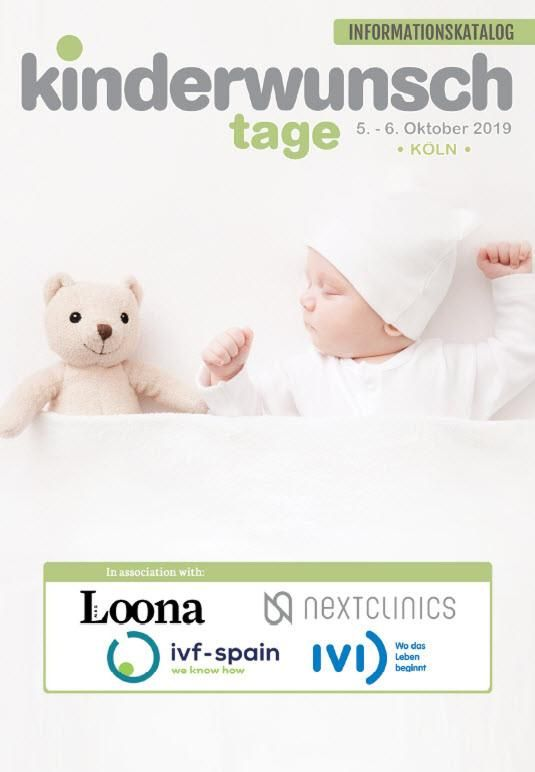 Show Guide Kinderwunsch Tage Cologne 2019