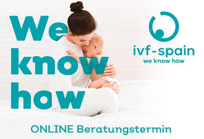 Online-Beratungstermin IVF-Spain | Fragen Sie die Experten