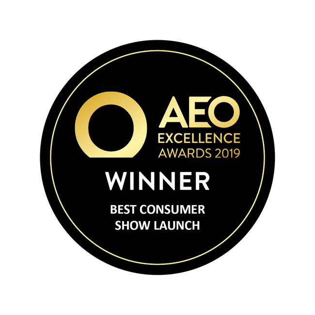 AEO Excellence Awards 2019