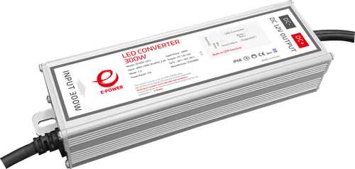 E.POWER - LED POWER SUPPLY (LED CONVERTER)