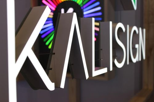 Kalisign - LED Illuminated Signs