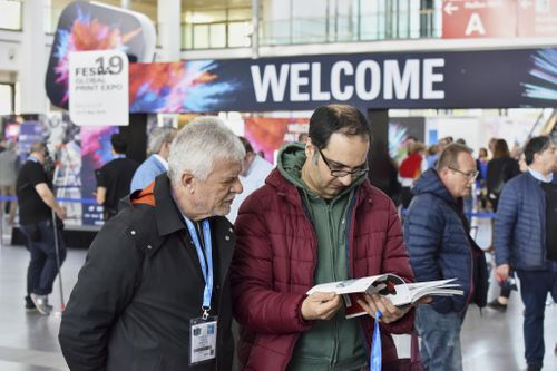 EUROPEAN SIGN EXPO ACHIEVES RECORD VISITOR ATTENDENCE