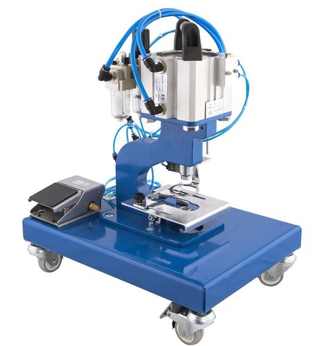 GF-10 Semi Automatic Grommet Machine