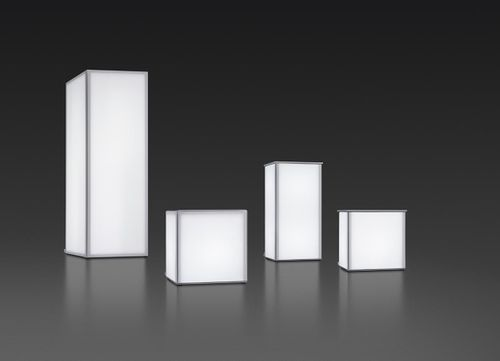 MULTIPLO LED-Illuminated Volumes