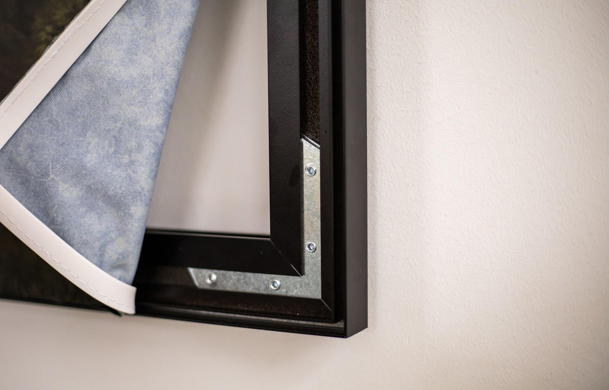 Textile frames