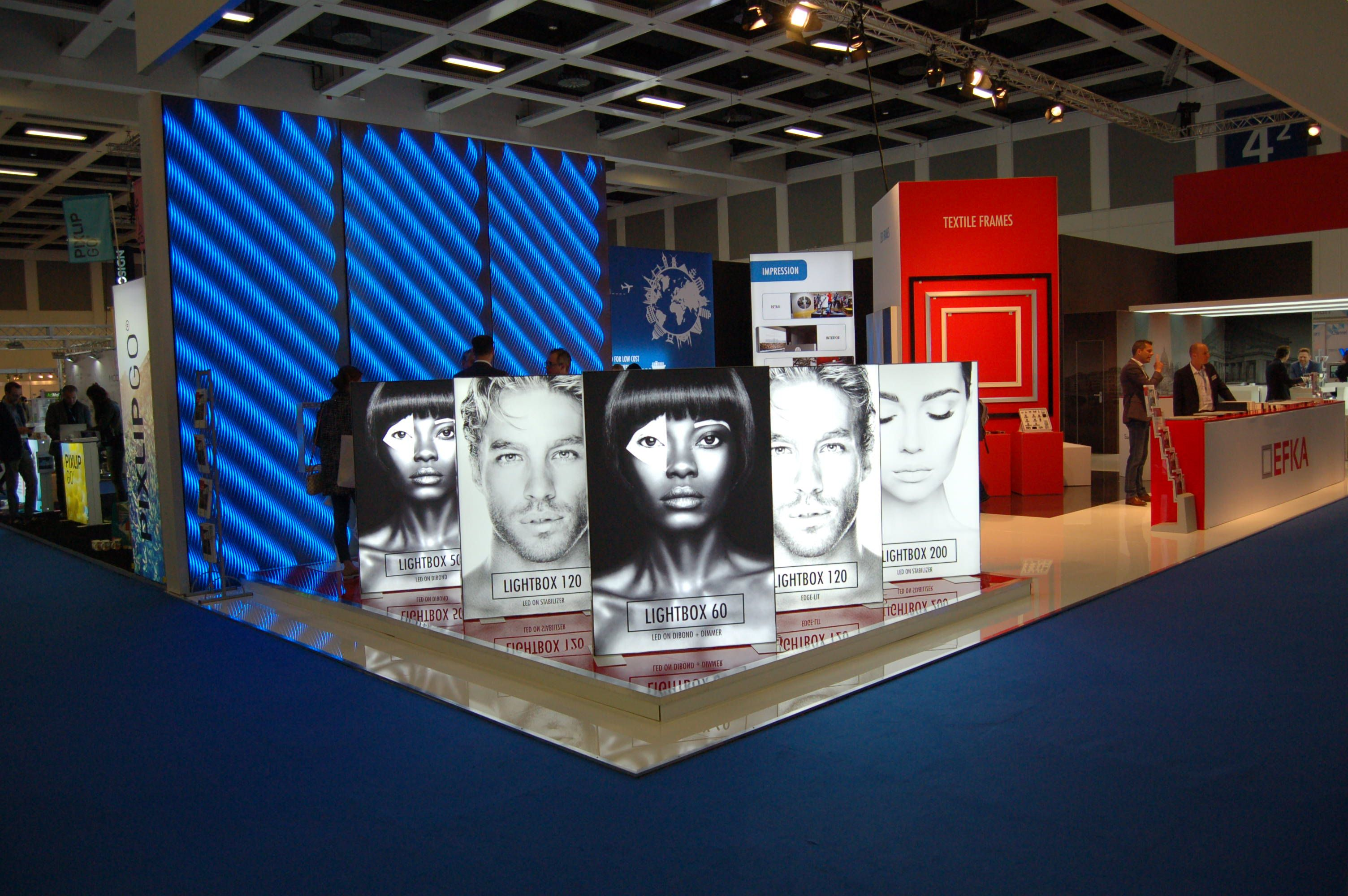 FESPA Booth 2018