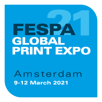 FESPA GLOBAL PRINT EXPO 2020 MOVES TO AMSTERDAM IN MARCH 2021