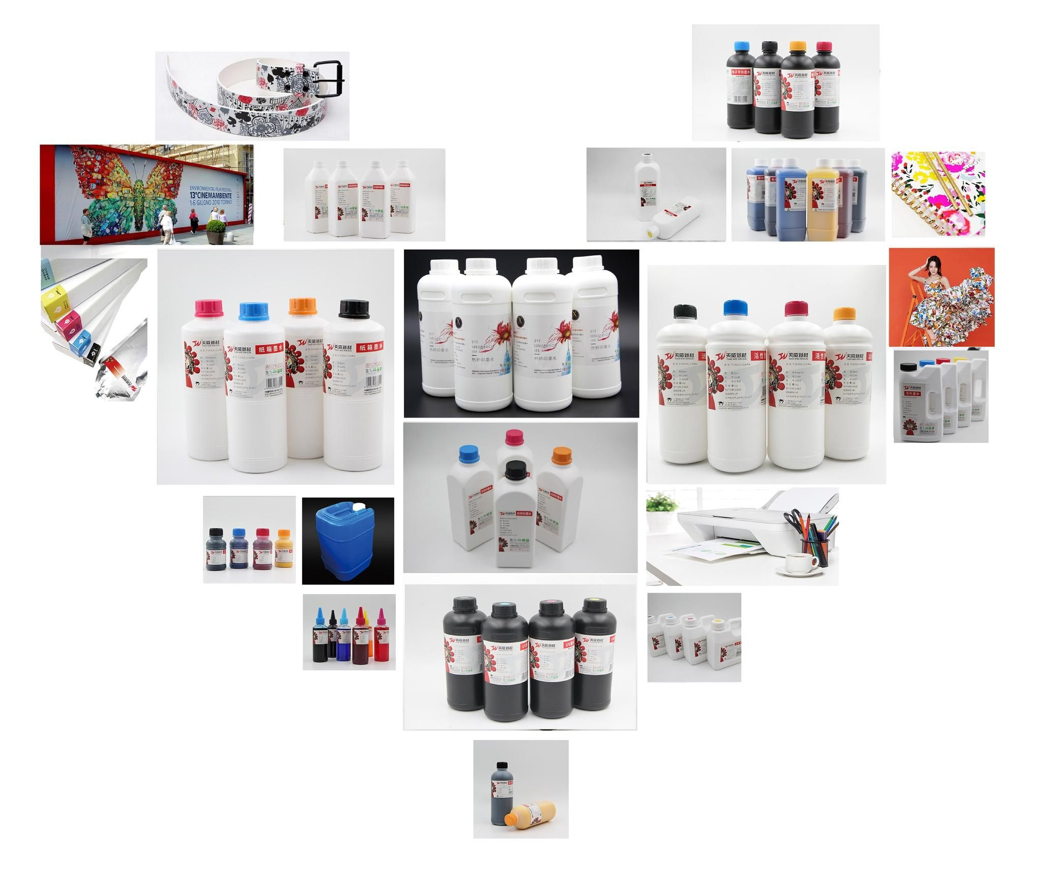 Super Premium Dye Sublimation Ink Solution from Print-Rite