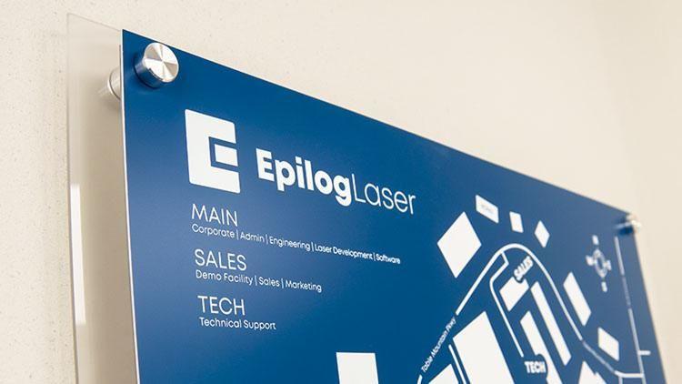 Laser Engraving Signage