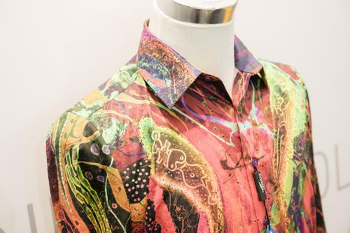 Suited and rebooted – why digital technology is a good fit for garment decoration
