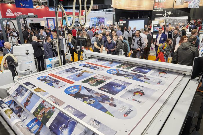 FESPA GLOBAL PRINT EXPO 2020 SET TO BRING COLOUR TO LIFE WITH THE LATEST SCREEN AND DIGITAL PRINTING SOLUTIONS