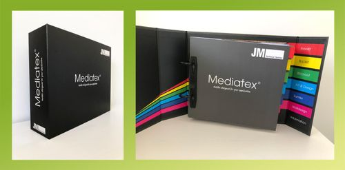 New Mediatex Catalogue from Junkers & Müllers