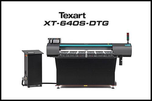 Roland DG reveals super-fast T-shirt printing with Texart XT-640S-DTG launch