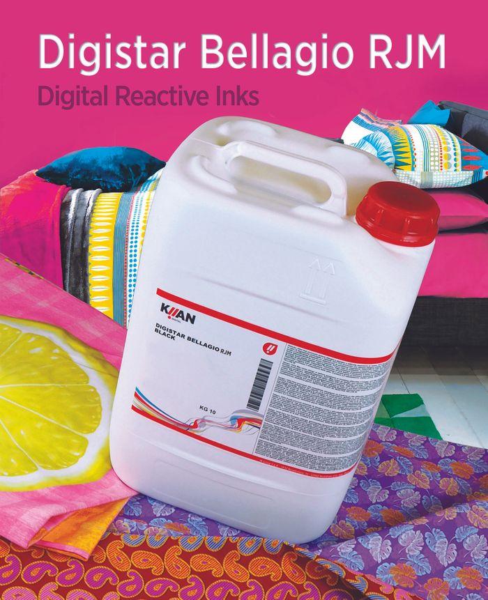 NEW BELLAGIO RJM REACTIVE INKS by KIIAN DIGITAL