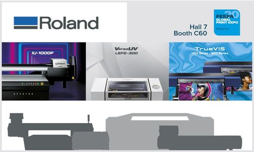 Roland DG To Reveal New Digital Opportunities At FESPA 2020