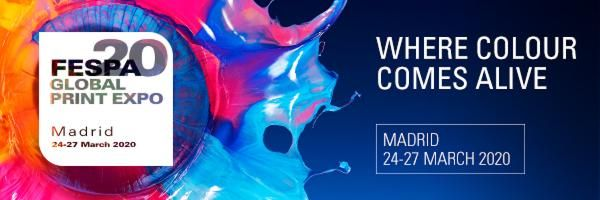 FESPA has launched its visitor campaign