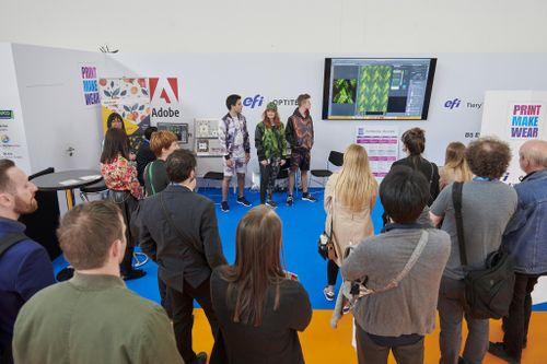 PRINT MAKE WEAR SPOTLIGHTS SPORTSWEAR MANUFACTURING AT FESPA GLOBAL PRINT EXPO 2020