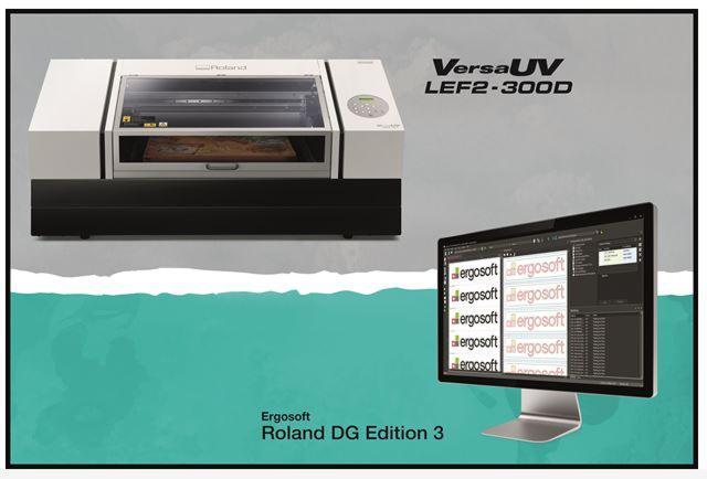 Double launch for Roland DG