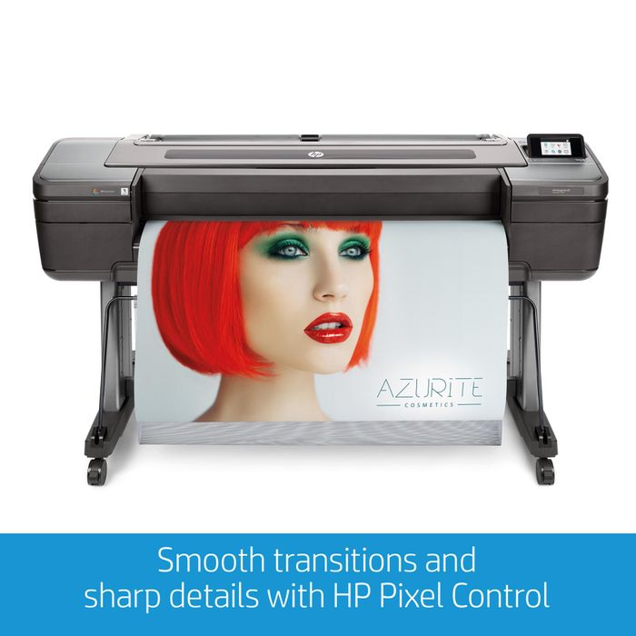 HP DesignJet Z9⁺ dual roll 44-in PostScript® Printer with Vertical Trimmer