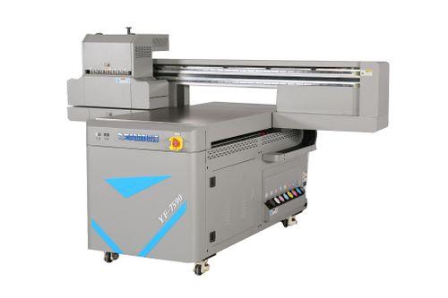 Small UV Flatbed Printer YF-7590T