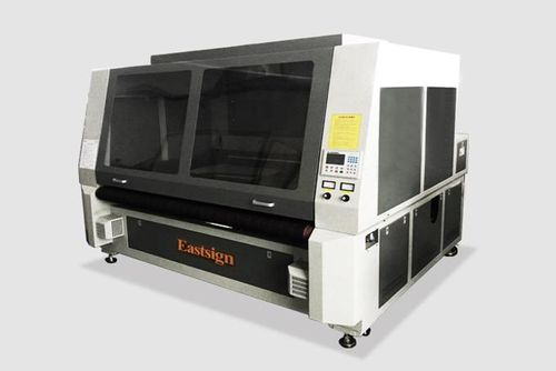 Laser Cutter – Edge Tracking