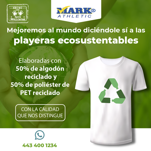 Playera Eco Sustentable