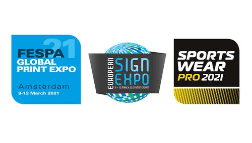 La feria FESPA Global Print Expo 2020 se traslada a Ámsterdam en marzo 2021