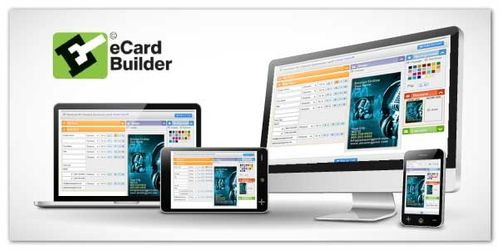 eCard Builder