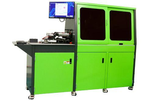 Double Helix® Cylindrical Inkjet Printer