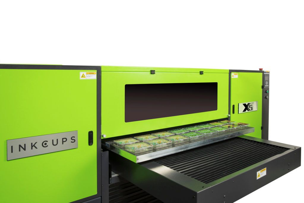 X5-T Flatbed UV Digital Printer
