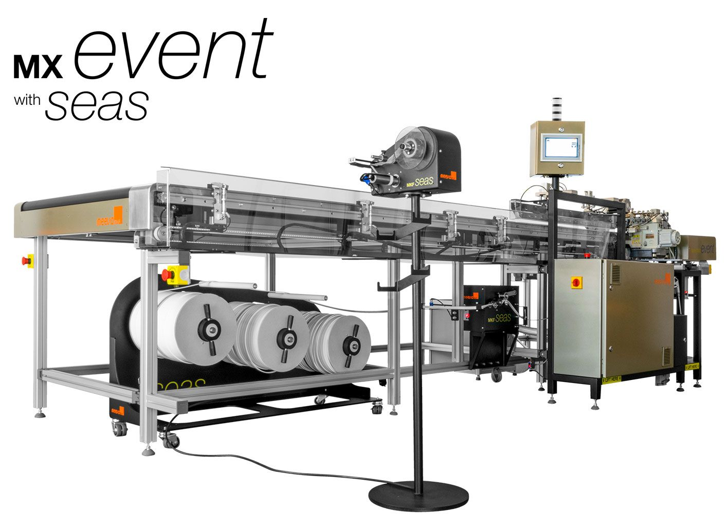 Automatic SEG Sewing - MX Event with SEAS