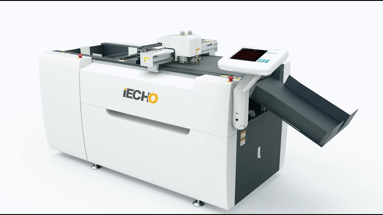 IECHO PK Cutting machine: Your Best Digital Cutting Assistant