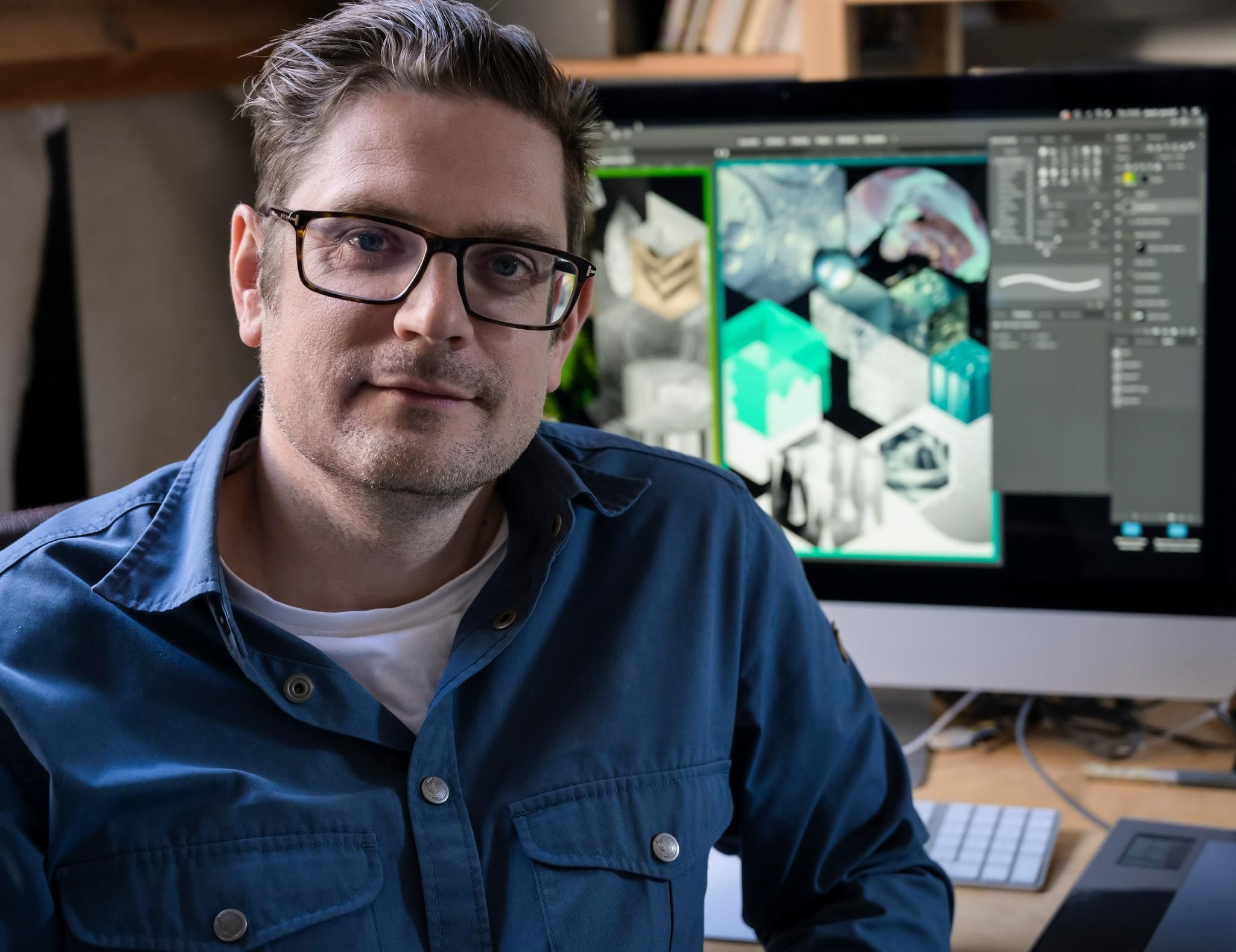 Jasper Goodall - Printeriors Designer