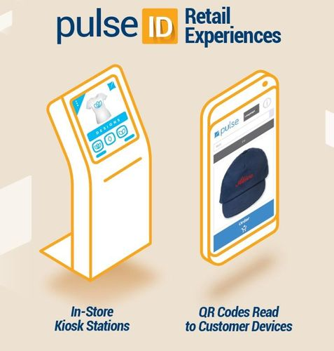 Tajima and PulseID PulseID Retail Experiences