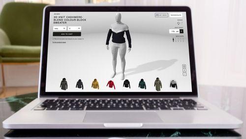 meepl virtual dressing room