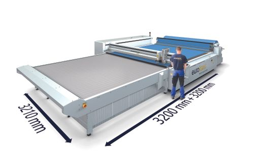 eurolaser 3XL-3200 Conveyor