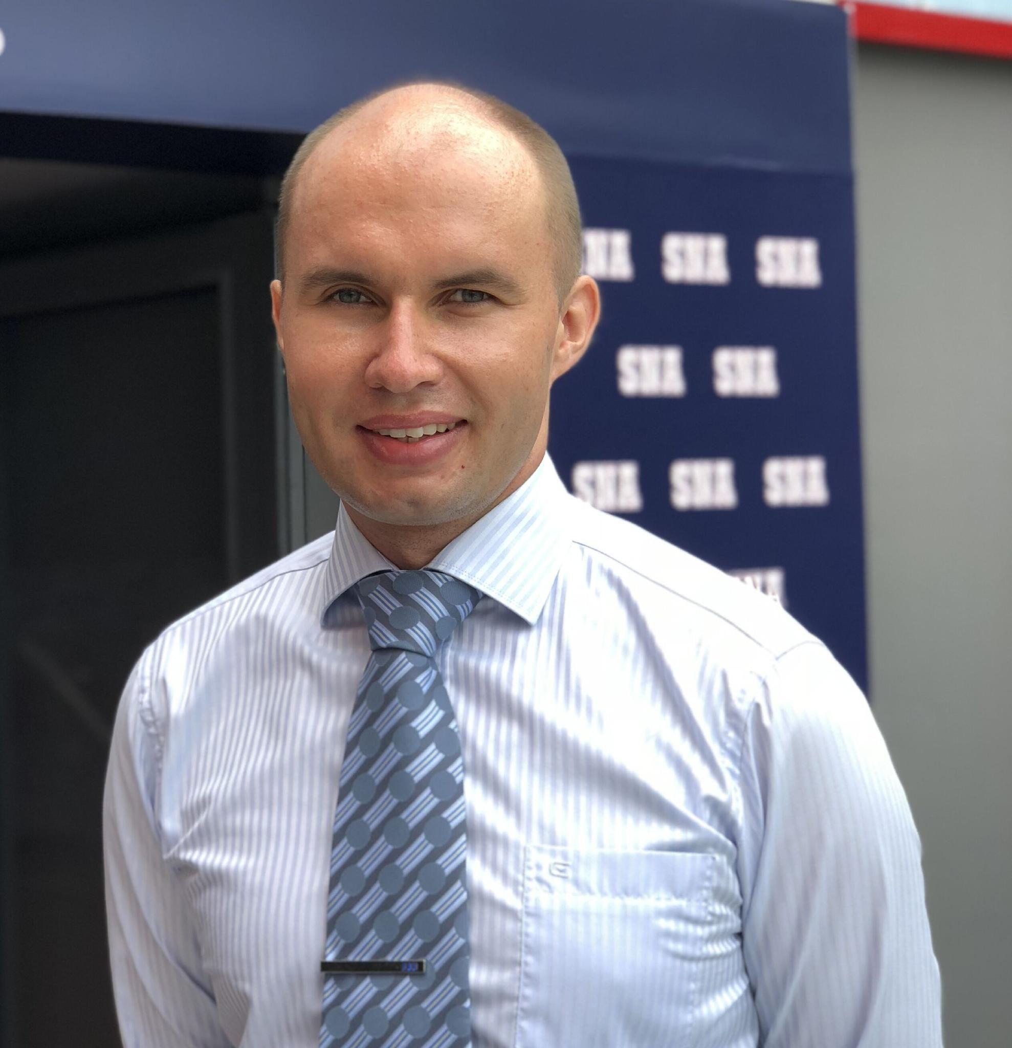 Dmitry Sarbaev