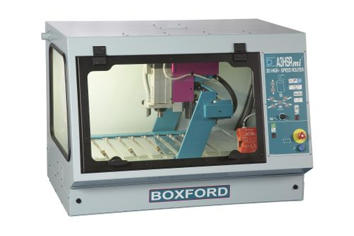 Boxford Fully Enclosed CNC Routers