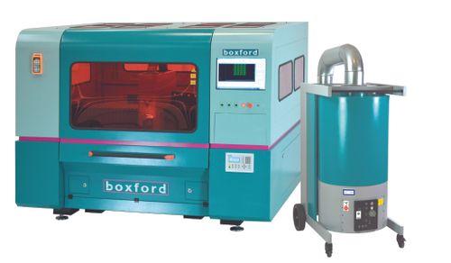 Boxford BFL1390 - Fibre Metal Cutting Lasers