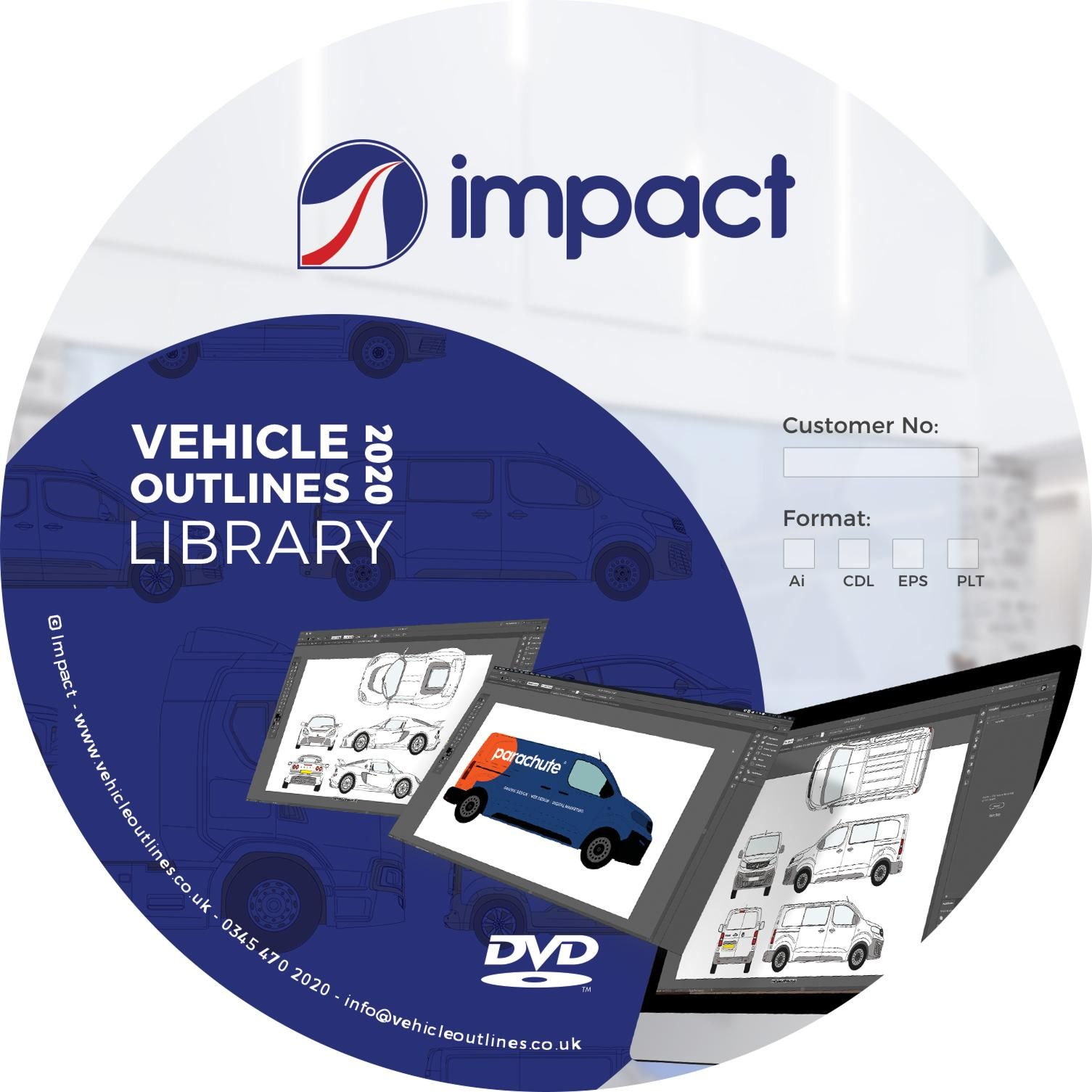 Impact Vehicle Library