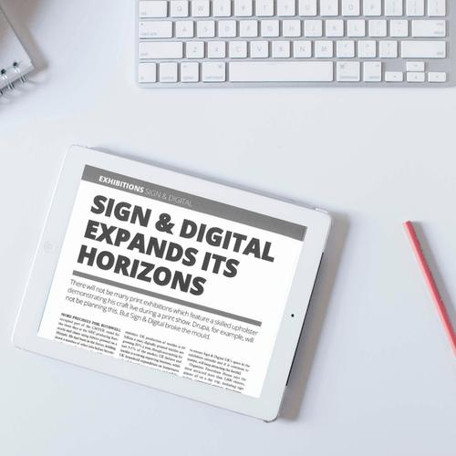 Sign & Digital UK broke the mould
