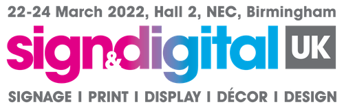 Sign & Digital UK moved to 22-24 March 2022