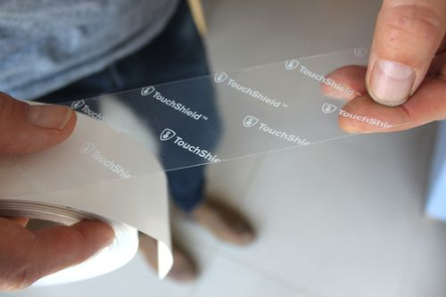 Touchshield™ anti-microbial film now available from Premier