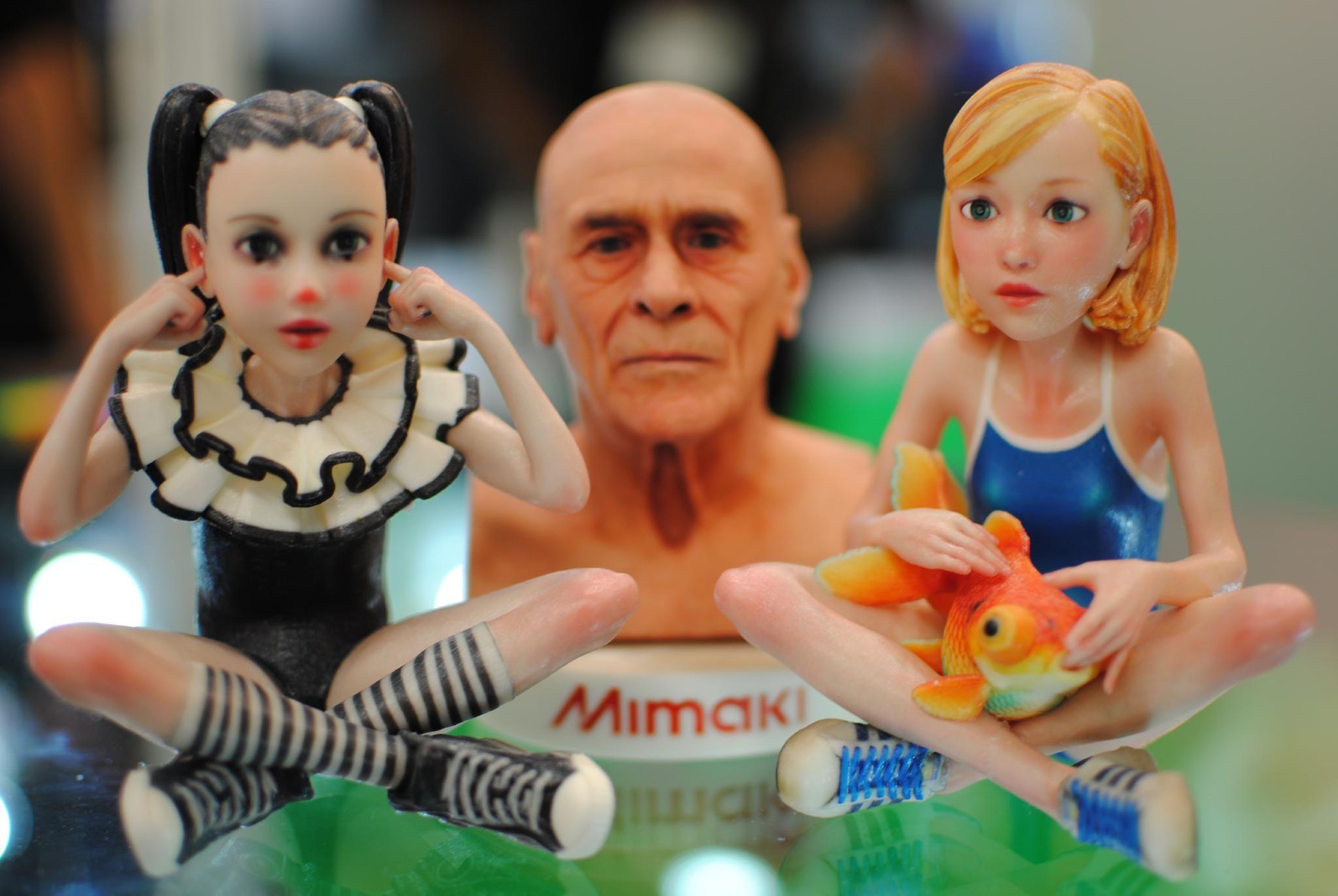 Mimaki Models