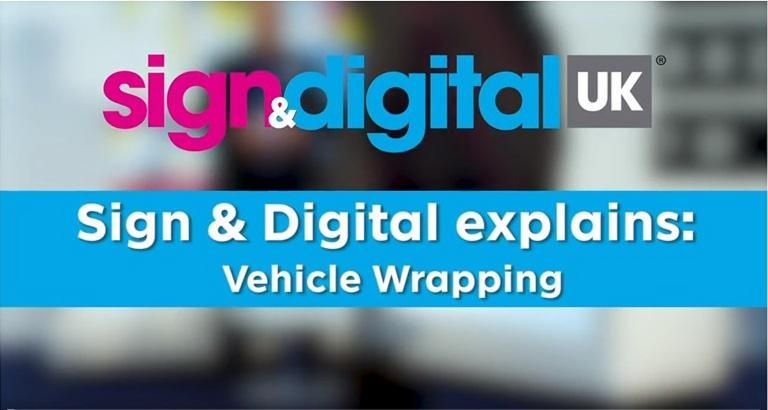 Sign & Digital Explains: Vehicle Wrapping